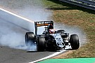 Force India's 'unlucky' day in Hungary