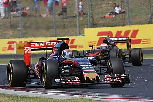 A a great result for the Scuderia Toro Rosso at the Hungaroring