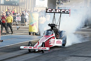 NHRA Race report Torrence, Beckman, Morgan and Krawiec race to winner's circle at Denver