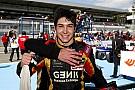 مرسيدس تدعم الفرنسي إستيبان أوكون في سلسلة سباقات الـ«جي.بي3»