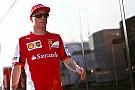 El futuro de Raikkonen puede esperar, dice Ferrari