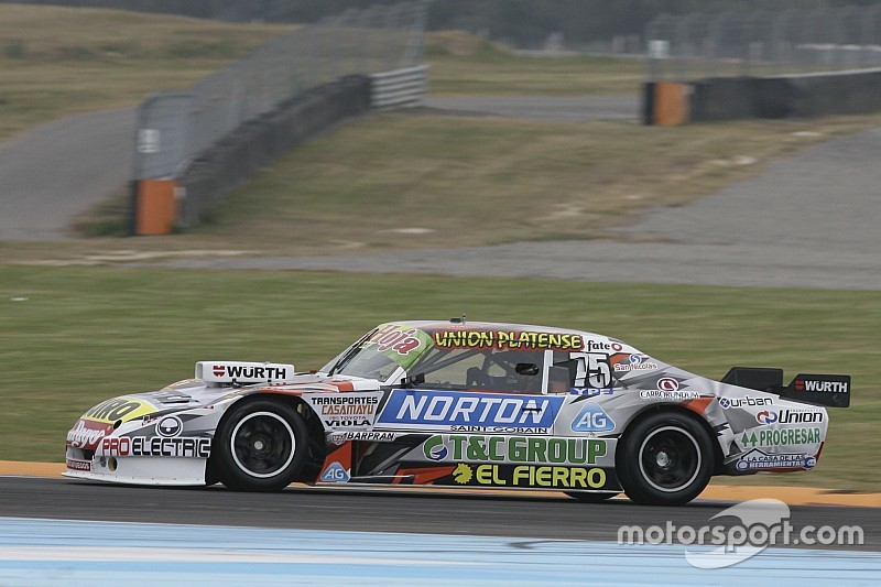 Después de probar, el Dole Racing dejó todo listo para Paraná