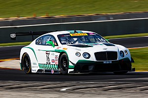 PWC Preview Bentley Team Dyson Racing at Mid-Ohio Pirelli World Challenge