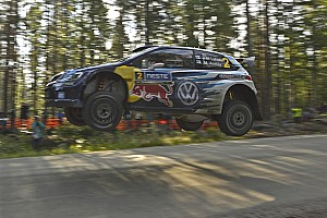 Rally Finland Day 1: Latvala storms into lead over Ogier