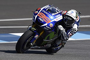 Yamaha banks double podium at the Brickyard
