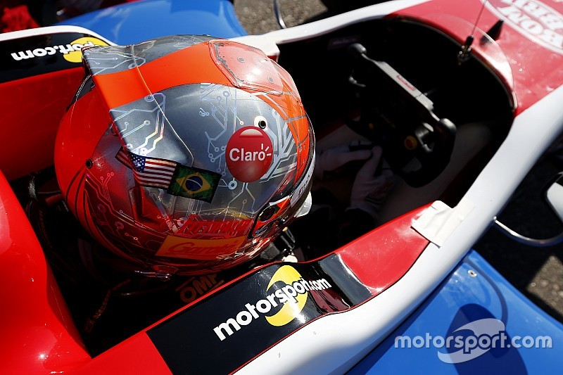 Pietro Fittipaldi: Taking on the best F3 stars in the world