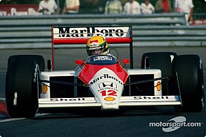 Formula 1 Special feature Ayrton Senna features in new Honda advert