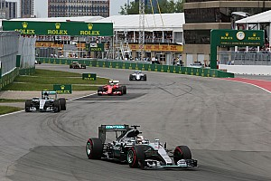 Formula 1 negativity no disaster, says Wolff