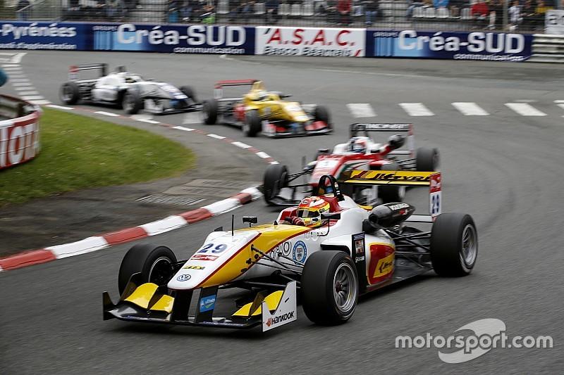 مايني سيشارك في سباق أساتذة فورمولا 3