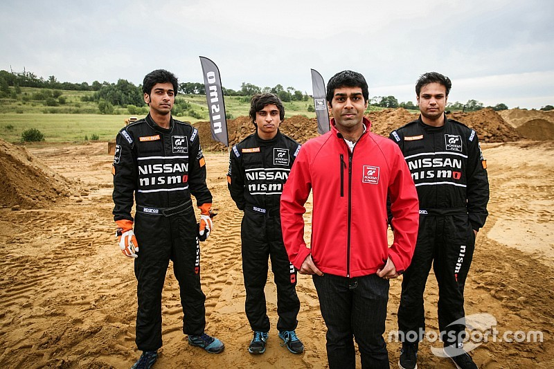 India starts fourth for final GT Academy race