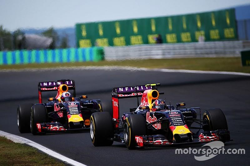Ricciardo: Renault upgrades can allow Red Bull to match Ferrari