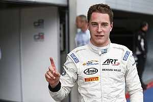 Spa GP2: Vandoorne hangs on for home pole position