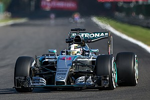 Belgian GP: Hamilton flies in final Spa practice