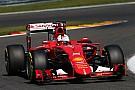Ferrari on Belgian GP: A complicated qualifying