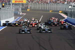 Russia considering night F1 grand prix