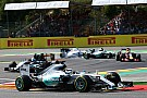 Rosberg admite que se equivocó en la largada