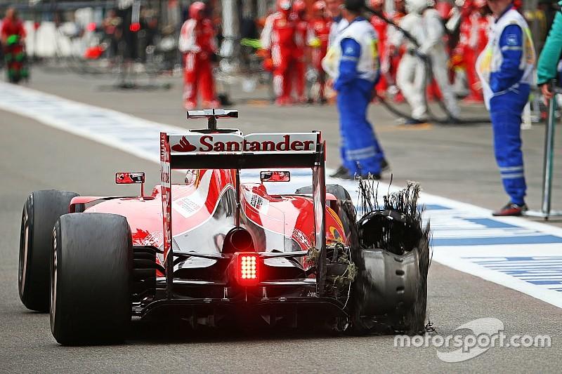 Pirelli defends tyres, blames Ferrari's call to risk one-stop strategy