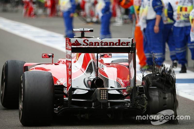 Pirelli says it was ignored over tyre rule request