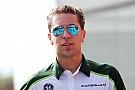 Frijns, Coletti in Formula E testing action