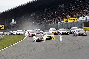 DTM to keep on racing at the Nürburgring in the coming years