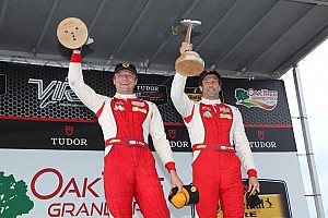 Scuderia Corsa storms to victory in Virginia, podiums in Utah
