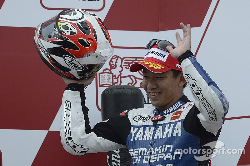 Nakasuga gets MotoGP wildcard at Motegi