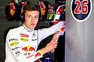A Kvyat le indicaron que su futuro en Red Bull está asegurado