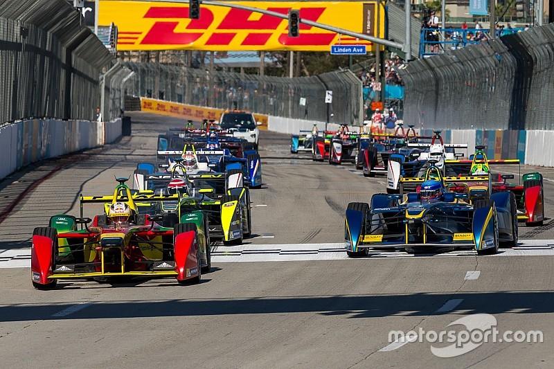Formula E boasts strength through inherent differences