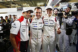 Nurburgring WEC: Porsche lock out front row