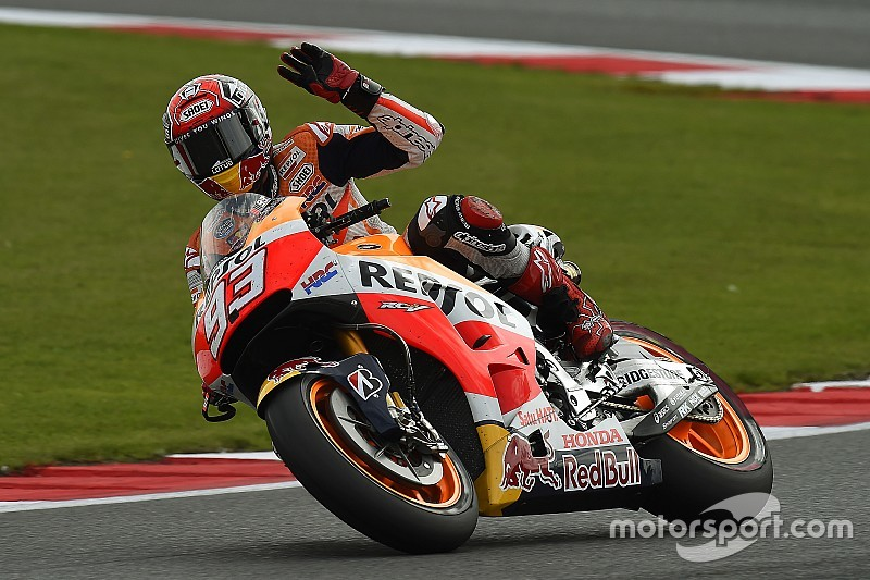 Márquez espera una gran carrera con Lorenzo