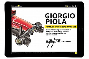 General Motorsport.com news Motorsport.com Acquires Giorgio Piola's F1 Technical Archive