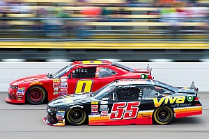 NASCAR Breaking news NASCAR to impose crew suspensions for lost ballast or wheels