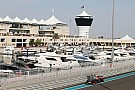 F1 set for December finale in Abu Dhabi in 2016