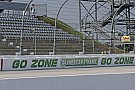 NASCAR redesigns its restart zone