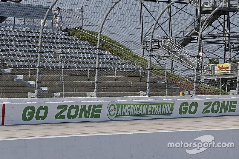 NASCAR redesigns its restart zone
