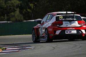 ETCC Ultime notizie Homola firma la pole position a Brno