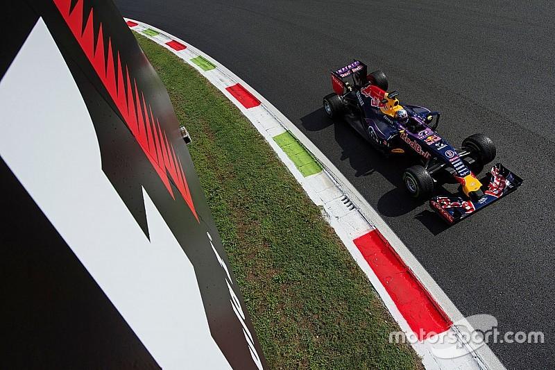 Récord de penalizaciones en GP de Monza