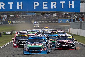 V8 Supercars Breaking news Three-year V8 deal for Perth