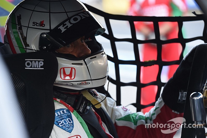 Gabriele Tarquini leads Honda 1-2 in first Motegi test session