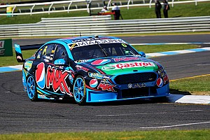 V8 Supercars Qualifying report Mostert takes provisional pole for the Sandown 500