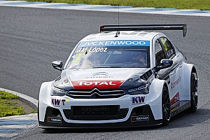 WTCC Qualifying report Citroëns tightly packed in qualifying