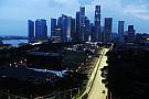 Los jefes del GP de Singapur monitorean la situación de contaminación