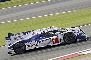 WEC Preview Texas test for Toyota Gazoo Racing