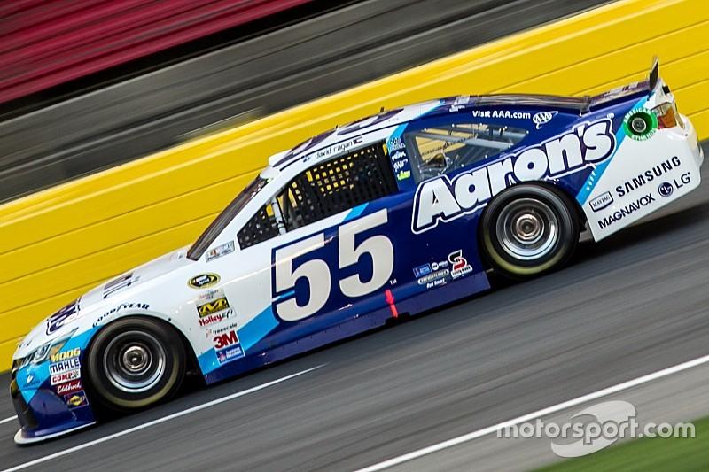 Aaron's não vai patrocinar carros da NASCAR em 2016