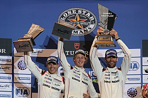 Porsche: String of successes continues in Texas
