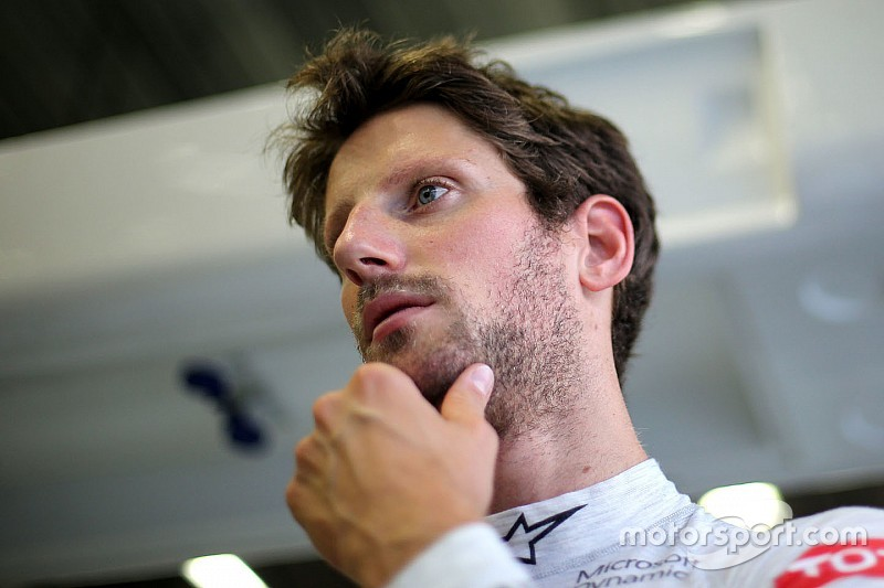 Grosjean poised for Haas confirmation