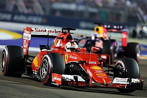 Formula 1 Analysis Analysis: Ferrari finds its way as Mercedes loses it
