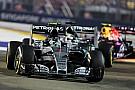 Mercedes explica decisão de não fornecer motores à Red Bull