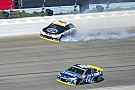 Whose fault was Chicago clash: Kevin Harvick or Jimmie Johnson?