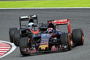 Verstappen: Passing Alonso the highlight at Suzuka